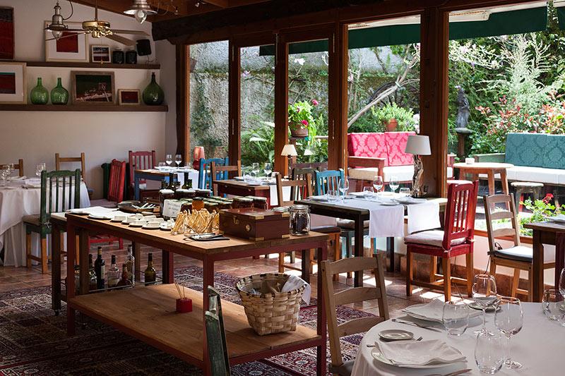 Restaurante Cabo Vidío en Cudillero